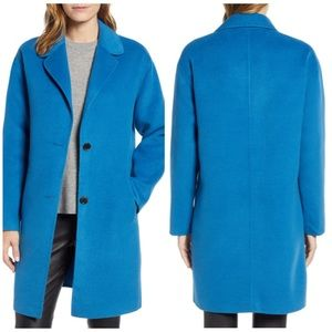 New Bernardo Colbalt Blue Car Coat